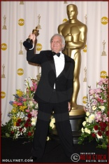 Martin Richards in the Press Room at the 75th Annual Academy Awards®