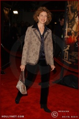 """Actress Annette Bening attends the U.S. premiere of """"The Last Samurai"""""""