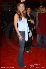 "Actress Amanda Bynes attends the U.S. premiere of ""The Last Samurai"""