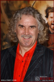 "Actor Billy Connolly attends the U.S. premiere of ""The Last Samurai"""