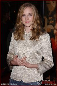 "Actress Evan Rachel Wood attends the U.S. premiere of ""The Last Samurai"""