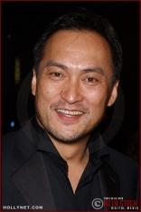 "Actor Ken Watanabe attends the U.S. premiere of ""The Last Samurai"""