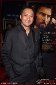 "Actor Ken Watanabe attends the U.S. premiere of ""The Last Samurai"""