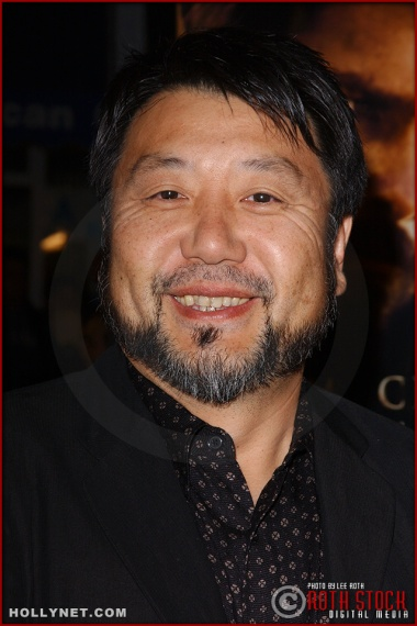 "Actor Masato Harada attends the U.S. premiere of ""The Last Samurai"""