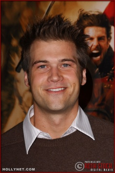 "Actor Nick Zano attends the U.S. premiere of ""The Last Samurai"""