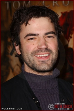 "Actor Ron Livingston attends the U.S. premiere of ""The Last Samurai"""