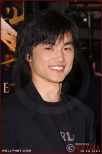 "Actor Shin Koyamada attends the U.S. premiere of ""The Last Samurai"""