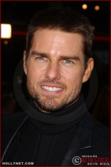 "Actor Tom Cruise attends the U.S. premiere of ""The Last Samurai"""