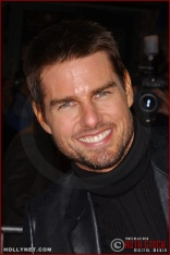 "Actor Tom Cruise attends the U.S. premiere of ""The Last Samurai"""