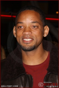 "Actor Will Smith attends the U.S. premiere of ""The Last Samurai"""