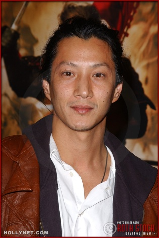 "Actor Will Yun Lee attends the U.S. premiere of ""The Last Samurai"""