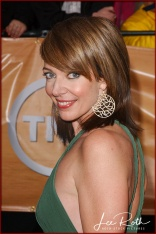 Actress Allison Janney attends the 10th Annual Screen Actors Guild Awards