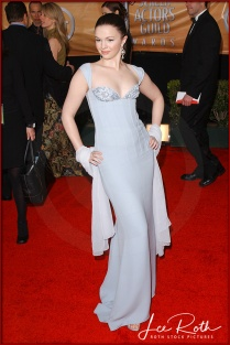 Actress Amber Tamblyn attends the 10th Annual Screen Actors Guild Awards