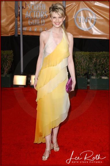 Actress Catherine Dent attends the 10th Annual Screen Actors Guild Awards