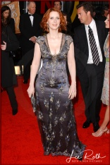 Actress Cynthia Nixon attends the 10th Annual Screen Actors Guild Awards