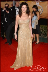 Actress Catherine Zeta-Jones attends the 10th Annual Screen Actors Guild Awards