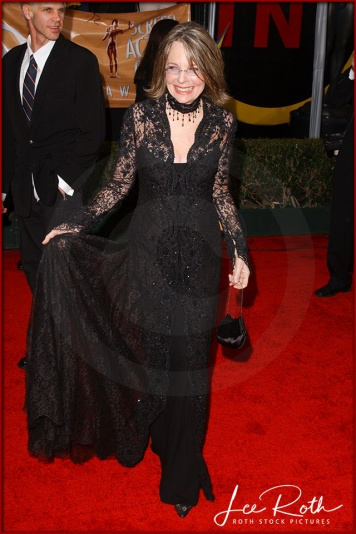 Actress Diane Keaton attends the 10th Annual Screen Actors Guild Awards