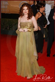 Actress Debra Messing attends the 10th Annual Screen Actors Guild Awards