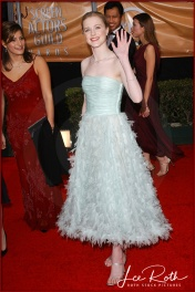 Actress Evan Rachel Wood attends the 10th Annual Screen Actors Guild Awards