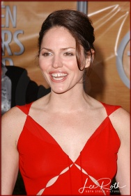 Actress Jorja Fox attends the 10th Annual Screen Actors Guild Awards