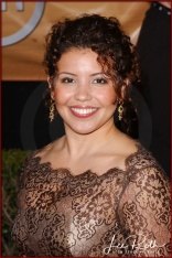 Actress Justina Machado attends the 10th Annual Screen Actors Guild Awards