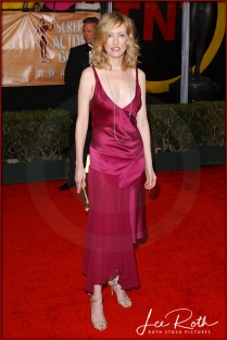 Actress Janel Moloney attends the 10th Annual Screen Actors Guild Awards