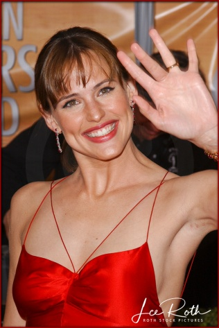 Actress Jennifer Garner attends the 10th Annual Screen Actors Guild Awards