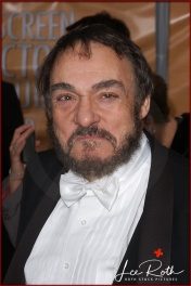 Actor John Rhys-Davies attends the 10th Annual Screen Actors Guild Awards