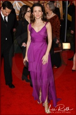 Actress Kristin Davis attends the 10th Annual Screen Actors Guild Awards