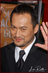 Actor Ken Watanabe attends the 10th Annual Screen Actors Guild Awards