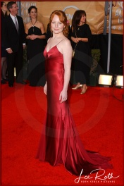 Actress Lauren Ambrose attends the 10th Annual Screen Actors Guild Awards