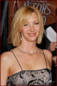 Actress Lisa Kudrow attends the 10th Annual Screen Actors Guild Awards