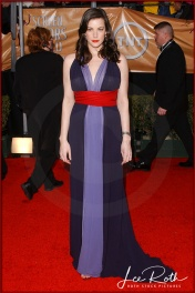 Actress Liv Tyler attends the 10th Annual Screen Actors Guild Awards