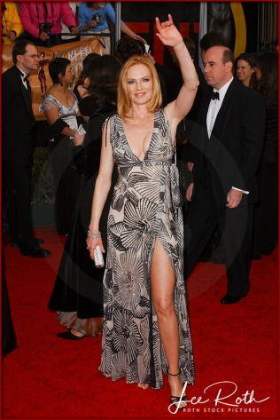 Actress Marg Helgenberger attends the 10th Annual Screen Actors Guild Awards