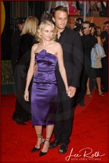 (L-R) Actress Naomi Watts with her boyfriend actor Heath Ledger attend the 10th Annual Screen Actors Guild Awards