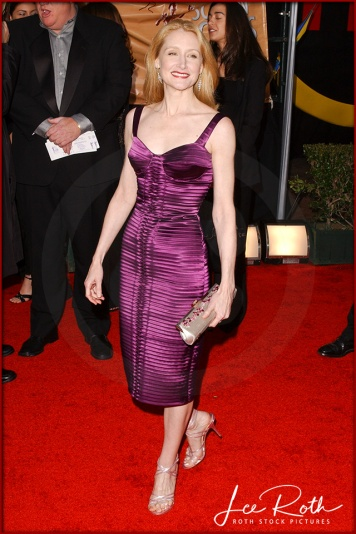 Actress Patricia Clarkson attends the 10th Annual Screen Actors Guild Awards