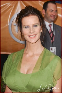 Actress Rachel Griffiths attends the 10th Annual Screen Actors Guild Awards