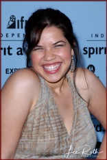 Actress America Ferrera attends the 18th IFP Independent Spirit Awards