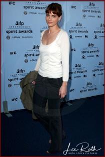 Actress Amanda Peet attends the 18th IFP Independent Spirit Awards