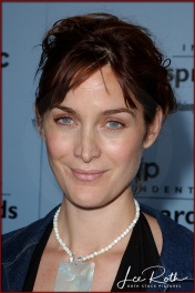 Actress Carrie-Anne Moss attends the 18th IFP Independent Spirit Awards