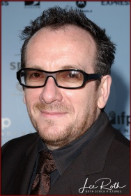 Musician Elvis Costello attends the 18th IFP Independent Spirit Awards