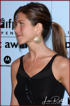 Actress Jennifer Aniston attends the 18th IFP Independent Spirit Awards