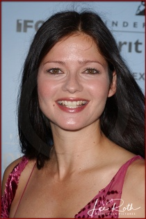 Actress Jill Hennessy attends the 18th IFP Independent Spirit Awards