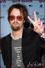 Actor Joshua Leonard attends the 18th IFP Independent Spirit Awards