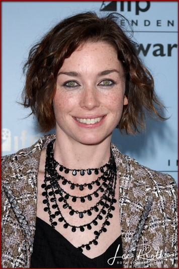 Actress Julianne Nicholson attends the 18th IFP Independent Spirit Awards