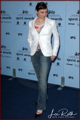 Actress Leonor Watling attends the 18th IFP Independent Spirit Awards