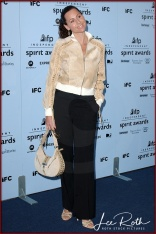 Actress Minnie Driver attends the 18th IFP Independent Spirit Awards
