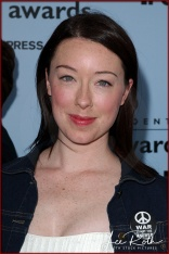 Actress Molly Parker attends the 18th IFP Independent Spirit Awards