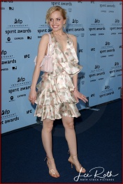 Actress Mena Suvari attends the 18th IFP Independent Spirit Awards