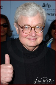 Film critic Roger Ebert attends the 18th IFP Independent Spirit Awards